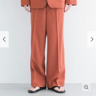 ニードルス(Needles)のNeedles side tab trouser(スラックス)