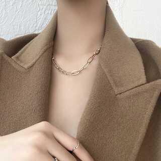 トゥデイフル(TODAYFUL)の#879 import : chainover gold(ネックレス)