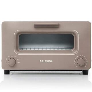 バルミューダ(BALMUDA)の展示品新品 バルミューダ トースター BALMUDA ショコラ(電子レンジ)