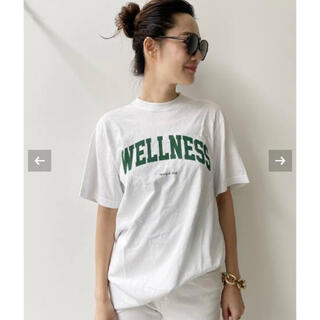 L'Appartement DEUXIEME CLASSE -  【SPORTY&RICH/スポーティアンドリッチ】LOGO TEE