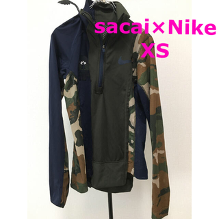 sacai - nike × sacai コラボトップス 美品