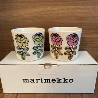 marimekko - 新品 マリメッコ ラテマグ カップ ヴィヒキルース 廃盤