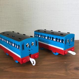タカラトミー(Takara Tomy)のプラレール トーマス 客車 アニー&クララベル(電車のおもちゃ/車)