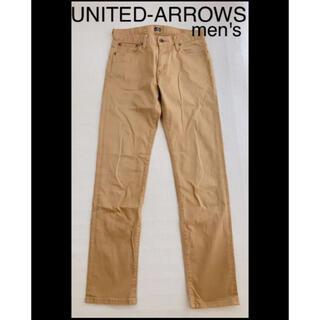 ユナイテッドアローズ(UNITED ARROWS)のパンツ チノパン 5ポケットパンツ ベージュ メンズ テーパード(チノパン)
