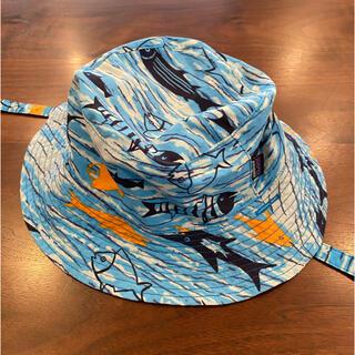 パタゴニア(patagonia)のpatagonia 帽子 ハット リバーシブル(帽子)
