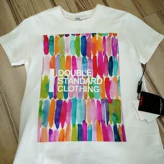 DOUBLE STANDARD CLOTHING - 新品 ダブスタ ダブルスタンダードクロージング Tシャツ