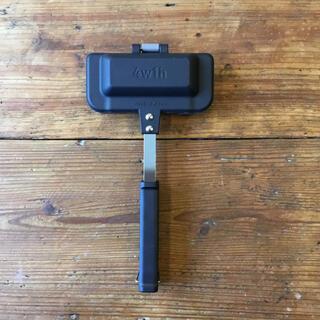 新品 未開封 4w1h ホットサンドソロ ホットサンドメーカー クッカー