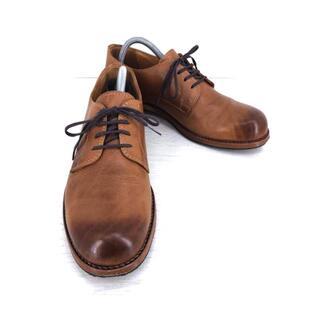 パドローネ(PADRONE)のPADRONE(パドローネ) DERBY SHOES メンズ シューズ 革靴(ドレス/ビジネス)
