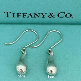 Tiffany & Co. - TIFFANY&Co. ティファニーティアドロップピアス