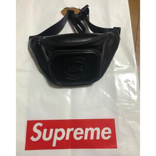 シュプリーム(Supreme)のsupreme 18ss Lacoste Waist Bag ウエストバッグ(ウエストポーチ)