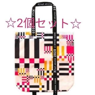 嵐 - 【新品】アラフェス2020☆嵐☆ショッピングバッグ★匿名配送★トートバッグ