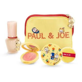 ポールアンドジョー(PAUL & JOE)のポールアンドジョー/限定/メイクアップコレクション/ドラえもん(コフレ/メイクアップセット)
