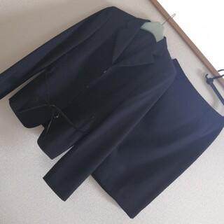 コムサデモード(COMME CA DU MODE)のコムサデモード フォーマルスーツ 美品M濃紺(スーツ)