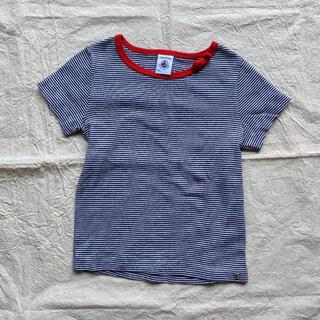 プチバトー(PETIT BATEAU)のプチバトー Tシャツ キッズ 100(Tシャツ/カットソー)