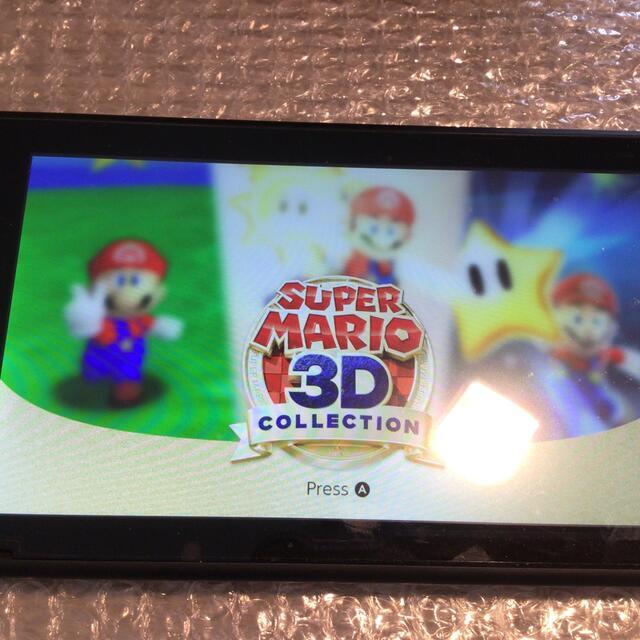 Nintendo Switch(ニンテンドースイッチ)のソフトのみ スーパーマリオ 3Dコレクション Switch エンタメ/ホビーのゲームソフト/ゲーム機本体(家庭用ゲームソフト)の商品写真