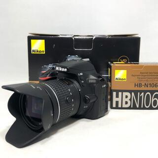 Nikon - Nikon D5600 AF-P18-55レンズKIT 6975ショット美品
