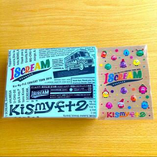 Kis-My-Ft2 - キスマイ iscream アイスクリーム ライブDVD 初回 ステッカー付き