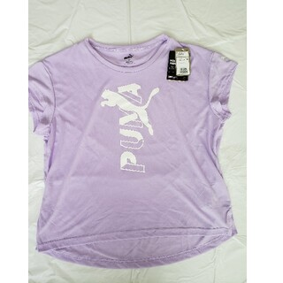 プーマ(PUMA)のPUMA プーマ レディース スポーツウェア Tシャツ ラベンダー(ウェア)