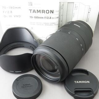 TAMRON - タムロン ソニーE用70-180mm F2.8DiIII A056