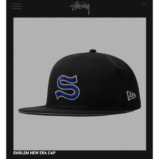 STUSSY - STUSSY EMBLEM NEW ERA CAP