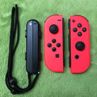 Nintendo Switch - スイッチ ジョイコン ネオンレッドL R