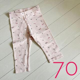 エイチアンドエム(H&M)のH&M レギンス パンツ 70サイズほど(パンツ)