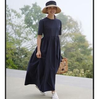 the9shop 鈴木六夏さん everyday dress(ロングワンピース/マキシワンピース)