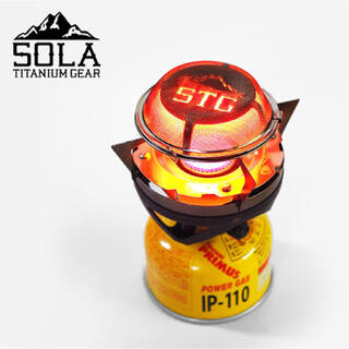 SOLA TITANIUM GEAR スーパーヒーター 入手困難品 新品未開封