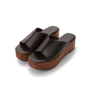 FRAY I.D - FRAY I.D  wood platform sandal