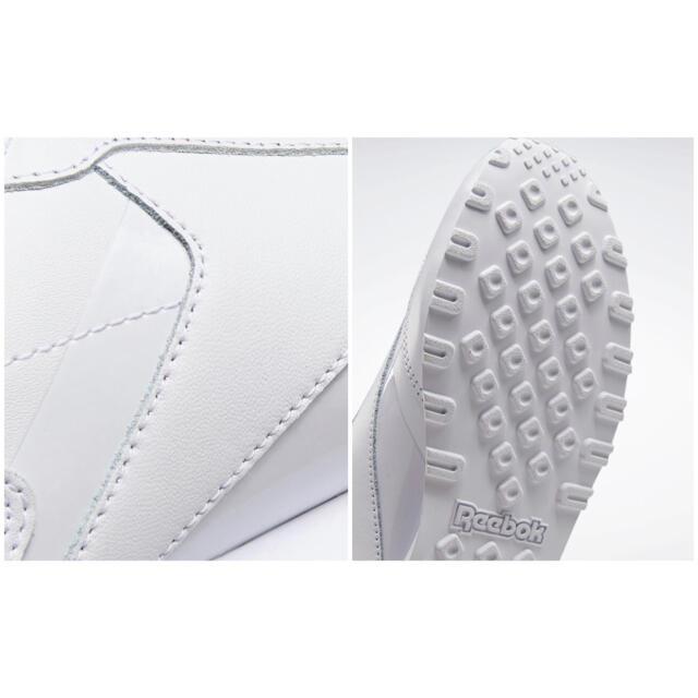 Reebok(リーボック)の新品 リーボック reebok シューズ スニーカー 軽量 靴 23cm 白 レディースの靴/シューズ(スニーカー)の商品写真