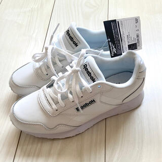 Reebok - 新品 リーボック reebok シューズ スニーカー 軽量 靴 23cm 白