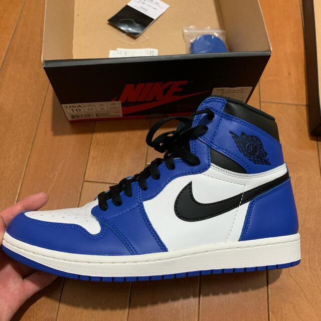 NIKE(ナイキ)のNIKE Air Jordan 1 Game Royal 28.0cm メンズの靴/シューズ(スニーカー)の商品写真
