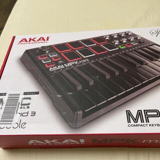 AKAI professional MPK mini(MIDIコントローラー)