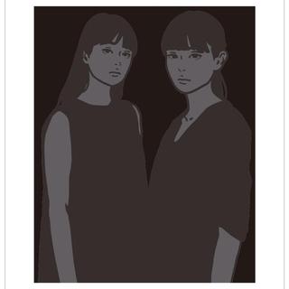 新品 即納 KYNE Untitled O シルクスクリーン 版画(版画)