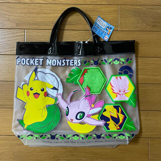 ポケモン(ポケモン)の新品☆ポケモン バッグ 鞄 プール 海 スイミング カバン ココ(トートバッグ)