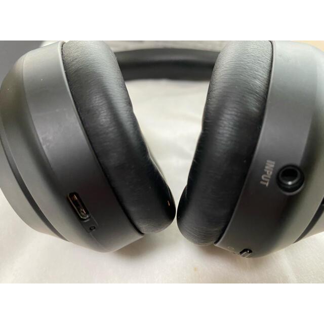 SONY(ソニー)のSONY ソニー WH-1000XM3(B) ブラック  スマホ/家電/カメラのオーディオ機器(ヘッドフォン/イヤフォン)の商品写真