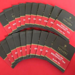 テイラーズオブハロゲイト 紅茶 20pack ENGLISH BREAKFAST(茶)