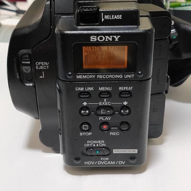メモリーレコーディングユニット スマホ/家電/カメラのカメラ(ビデオカメラ)の商品写真