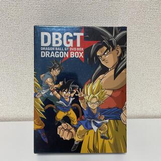 ドラゴンボール - DRAGON BALL GT DVD-BOX DRAGON BOX GT編