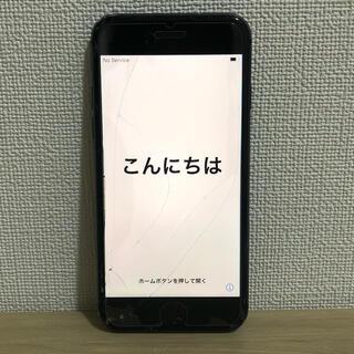 アイフォーン(iPhone)の【SIMフリー】iPhone8 64GB ブラック ジャンク(スマートフォン本体)