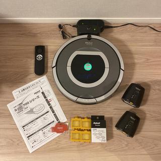iRobot - ルンバ 780 シリーズ 正規品 ロボット 掃除機