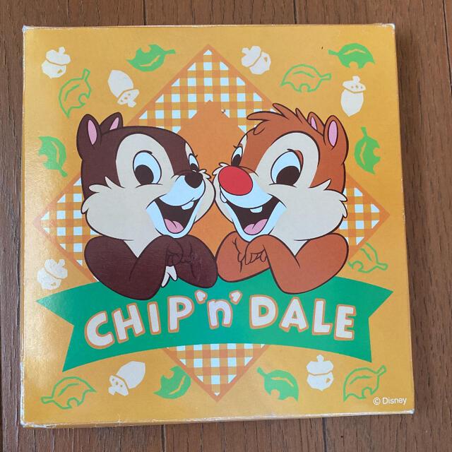 チップ&デール(チップアンドデール)の☆CHIP'n'DALE☆チップとデール☆ハンドタオル☆ エンタメ/ホビーのアニメグッズ(タオル)の商品写真