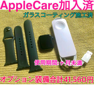 Apple Watch - アップルウォッチse 40mm