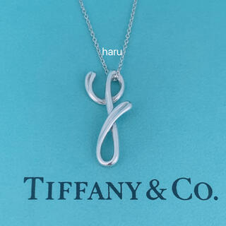 Tiffany & Co. -  TIFFANY&Co. ティファニーイニシャルレターネックレス