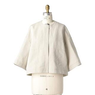 Drawer - ドゥロワー drawer ジャケット コート