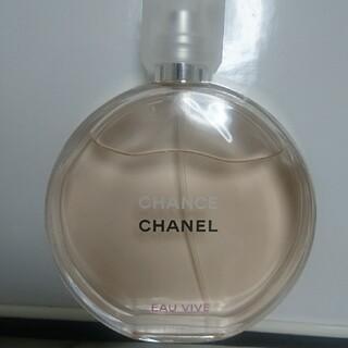 CHANEL - 【土日配送】値下!CHANEL CHANCE EAU VIVE香水 100ml
