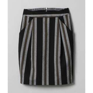 ジーナシス(JEANASIS)のJEANASIS キモウ コクーンスカート(ひざ丈スカート)