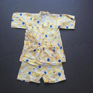 ディズニー(Disney)の ディズニー プーさん 甚平 110cm(甚平/浴衣)
