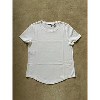 Jil Sander - 新品未使用 JIL SANDER NAVY Tシャツ XS ホワイト タグ付