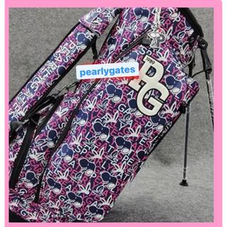 パーリーゲイツ(PEARLY GATES)の【正規品】韓国公式パーリーゲイツ ゴルフ ゴルフバッグ キャディバッグ(バッグ)